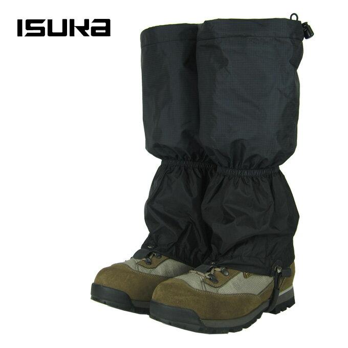 イスカ ISUKA ゲイター メンズ レディース ゴアテックス ライトスパッツ 246101