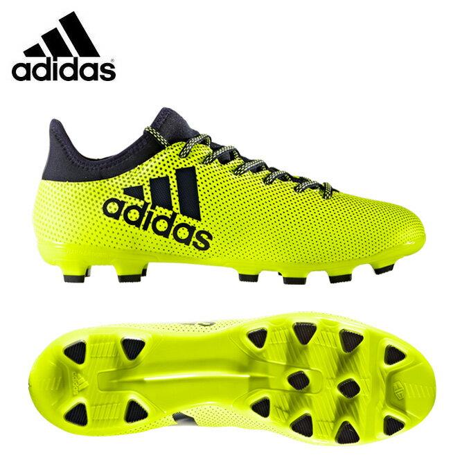 【エントリーかつ店頭受取でポイント3倍】アディダス サッカースパイク メンズ エックス 17.3 HG CCY16 S82373 adidas