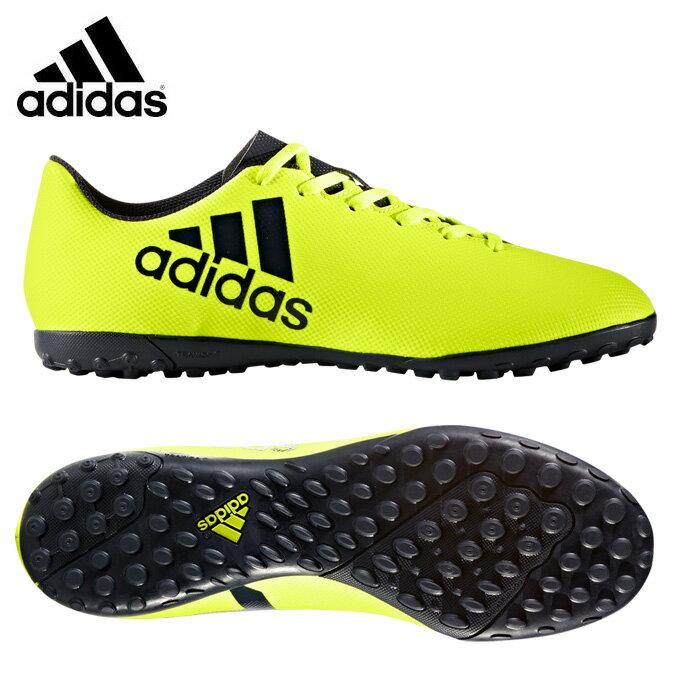 【5,000円以上購入でクーポン利用可能 5/30 23:59まで】 アディダス サッカー トレーニングシューズ メンズ エックス 17.4 TF CCY46 ( S82415 ) adidas