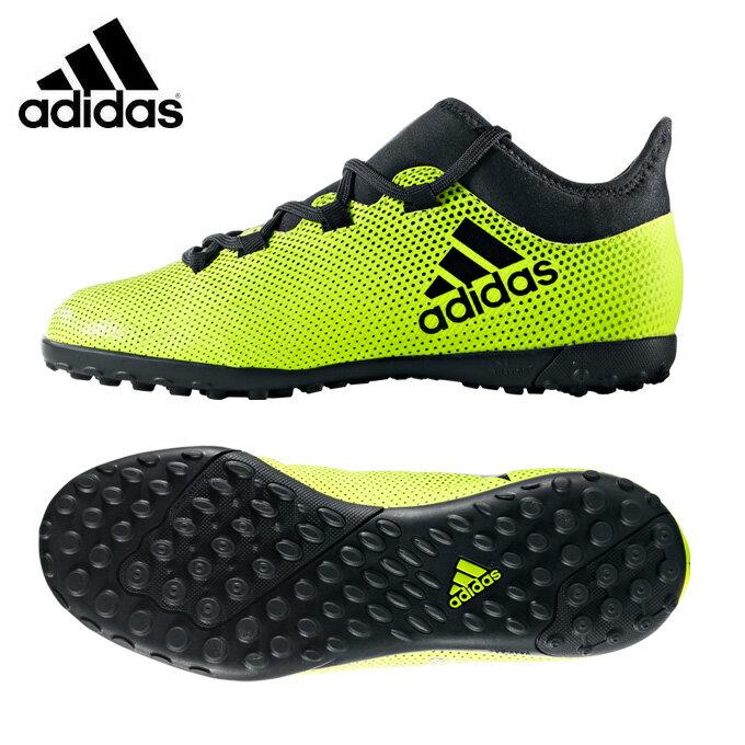 アディダス サッカー トレーニングシューズ ジュニア エックス タンゴ 17.3 TF J DWF12 ( CG3733 ) adidas