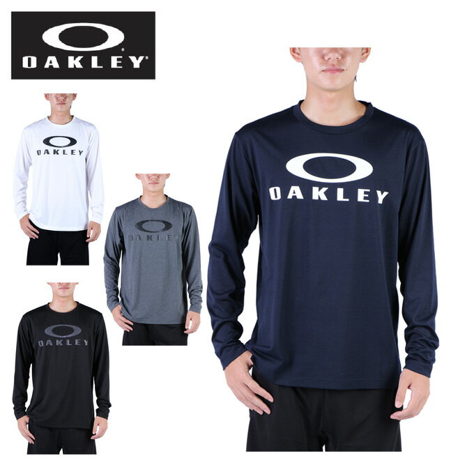 オークリー OAKLEY 機能Tシャツ 長袖 メンズ ENHANCE TECHNICAL QD LS TEE.17F.07 456911JP