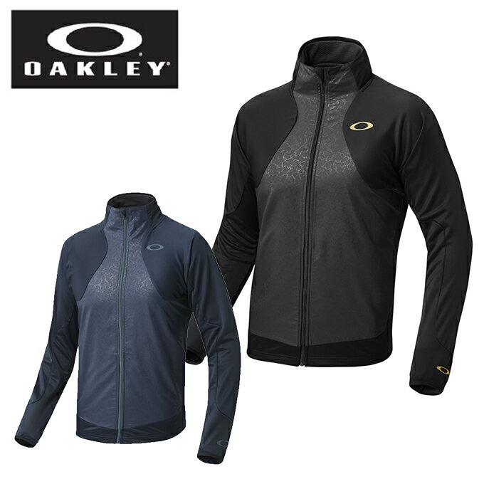 オークリー OAKLEY メンズ 総柄トレーニングジャケット 434073JP