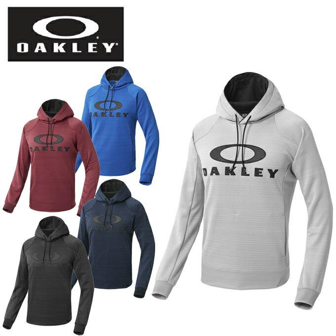 オークリー OAKLEY スウェットパーカー メンズ ビッグロゴフードスウェット 461608JP