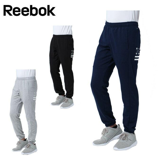 リーボック Reebok メンズ ワンシリーズ テープロゴスウェット パンツ DRJ48