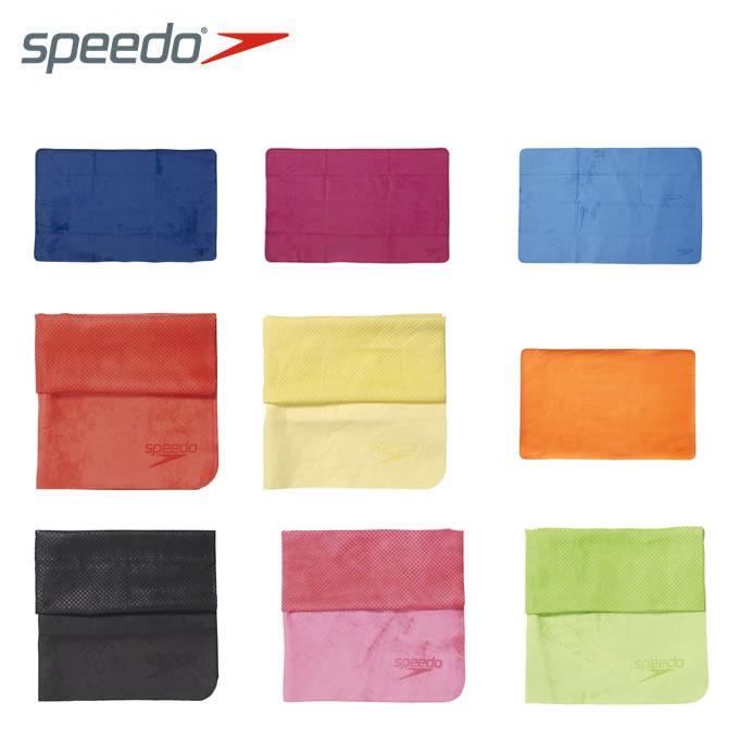 スピード speedo スイムタオル セームタオル 小 SD96T02