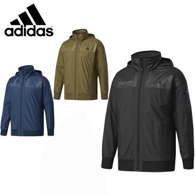 アディダス adidas ウインドブレーカー ジャケット メンズ M 24/7 ウインドブレーカー ジャケット 裏起毛 DUQ97