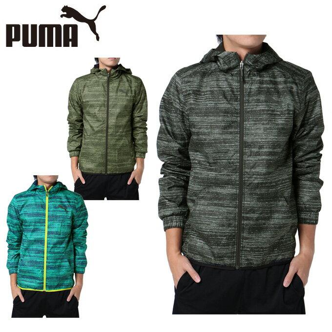 プーマ PUMA ウインドブレーカー メンズ ノクターナル ウーブンジャケット 516088
