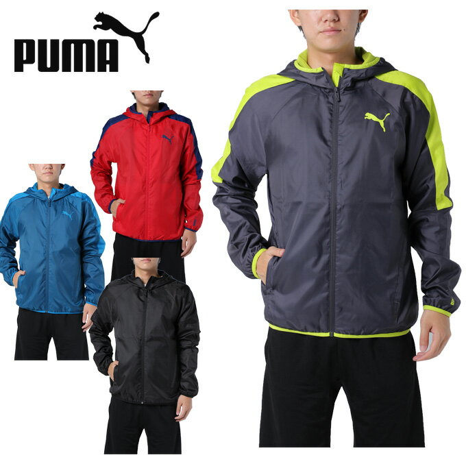プーマ PUMA ウインドブレーカー メンズ ウーブンジャケット 594757