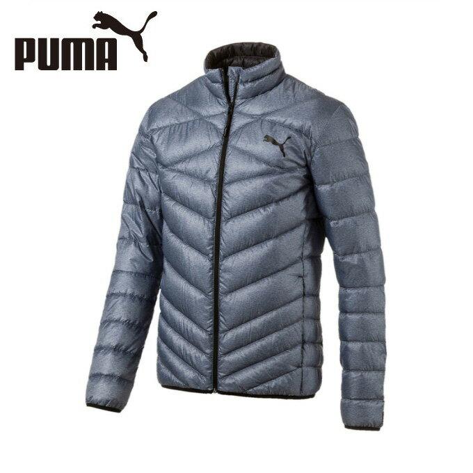 プーマ PUMA ダウンジャケット メンズ PWRWARM パッカブル LITE ダウンジャケット AOP 594593