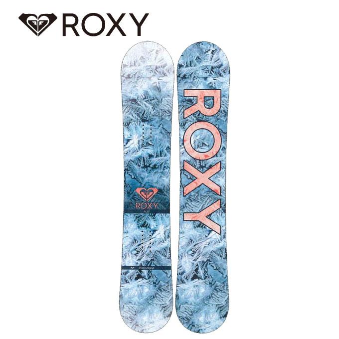 【クーポン利用で1000円引 11/18 23:59まで】 ロキシー ROXY スノーボード 板 レディース アライ ALLY