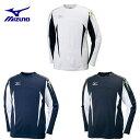 ミズノ MIZUNO スポーツウェア メンズ Tシャツ 長袖 32JA7530