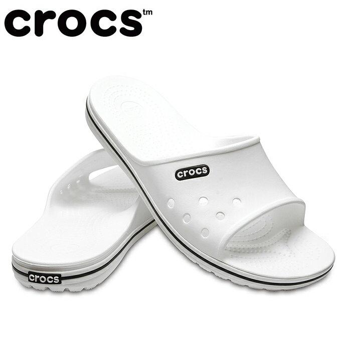 クロックス crocs シャワーサンダル メンズ レディース Crocband II Slide  クロックバンド 2.0 スライド 204108-103