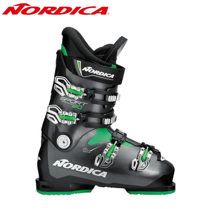 ノルディカ NORDICA スキーブーツ メンズ スポーツマシン SPORTMACHINE 80