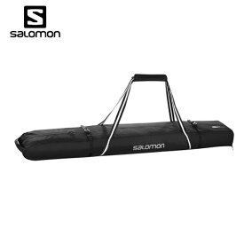 サロモン salomon ショートスキーケース メンズ レディース EXTEND 2PAIRS 175+20 SKIBAG エクセンド L38310800