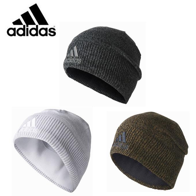 アディダス ニット帽 クライマウォームニットウーリー DJU19 adidas