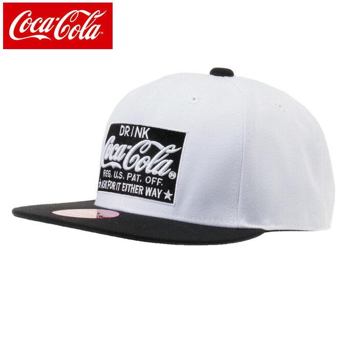 【5,000円以上でクーポン利用可 1/24 20:00〜1/28 1:59】 コカコーラ Coca-Cola キャップ CAP COK-CP05
