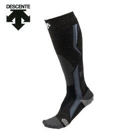 デサント スキー スノーボード ソックス メンズ レディース 3D SOX plus+ DSK-7500 DESCENTE