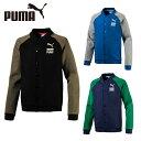 プーマ PUMA スウェットジャケット ジュニア キッズ ベースボールスウェットジャケット 594671