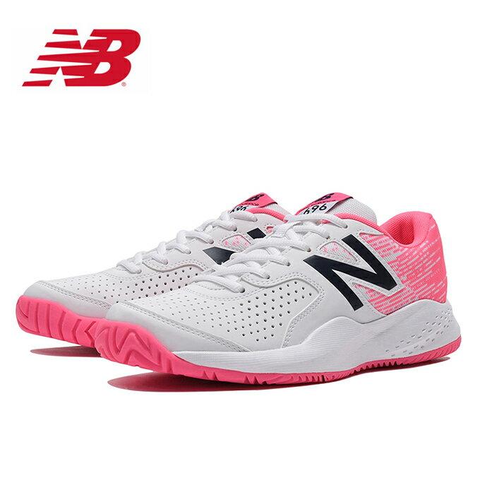 ニューバランス new balance テニスシューズ オールコート用 レディース WC696OB3