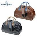 マンシング Munsingwear ゴルフ メンズ ボストンバッグ MQ2204