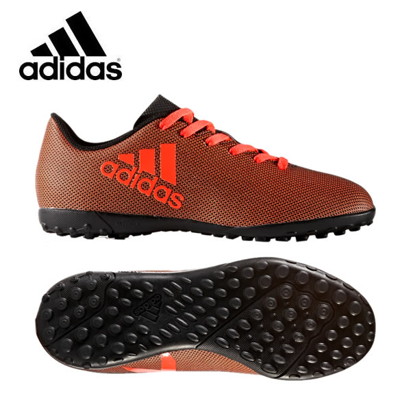 アディダス サッカー トレーニングシューズ ジュニア エックス 17.4 TF J S82422 CCY50 adidas