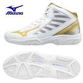 ミズノ MIZUNO バスケットシューズ ジュニア スピードチェイサー SL W1GC176050