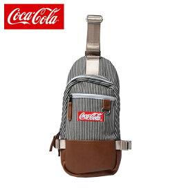 コカ・コーラ Coca-Cola ショルダーバッグ スウェットボディバック COK-BY01-HI