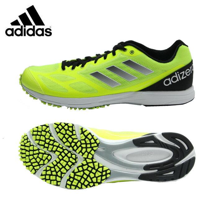 アディダス adidas ランニングシューズ スピード重視 メンズ レディース adiZERO feather RK 2 CDA57 BB6445