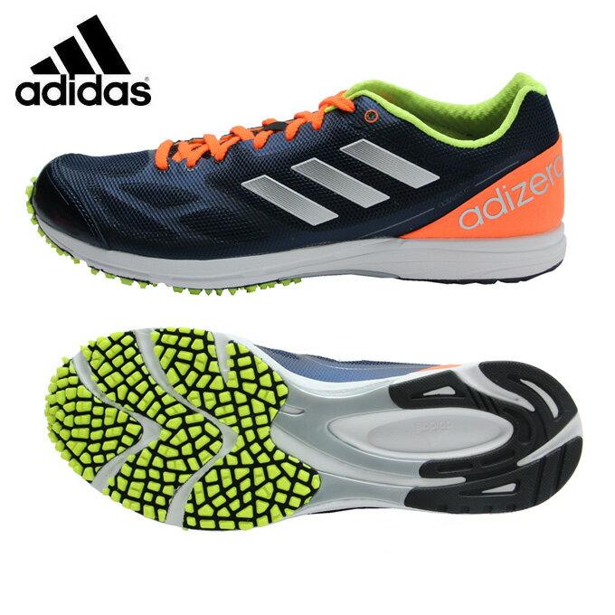 アディダス adidas ランニングシューズ メンズ レディース adiZERO feather RK 2 CDA57 BB6444
