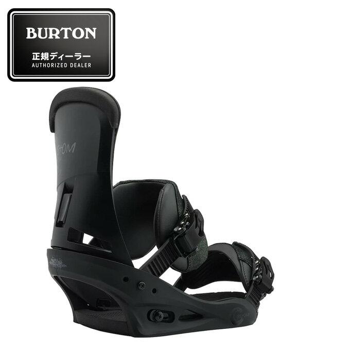 バートン BURTON スノーボード ビンディング メンズ Custom Re:Flex カスタム リフレックス 10542104