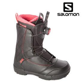 サロモン salomon スノーボードブーツ レディース ダイヤルタイプ ケア ボア KEA BOA BK