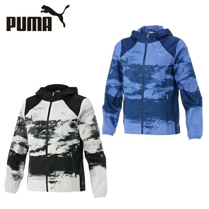 プーマ PUMA ウインドブレーカー ジャケット レディース ノクターナル ウーブンジャケット 516076