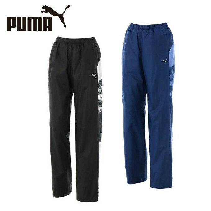プーマ PUMA ウインドブレーカー パンツ レディース ノクターナル ウーブンパンツ 516077