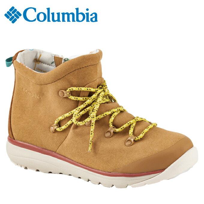 コロンビア Columbia ブーツ クイック ミッド 2 オムニテック YU3905 232