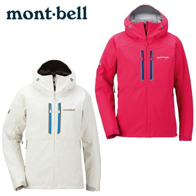 モンベル アウトドア ジャケット レディース パウダーシェッド パーカ 1106571 mont bell mont-bell