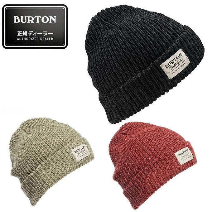 バートン BURTON ニット帽 メンズ レディース Vt. Beanie ビーニー 17658101