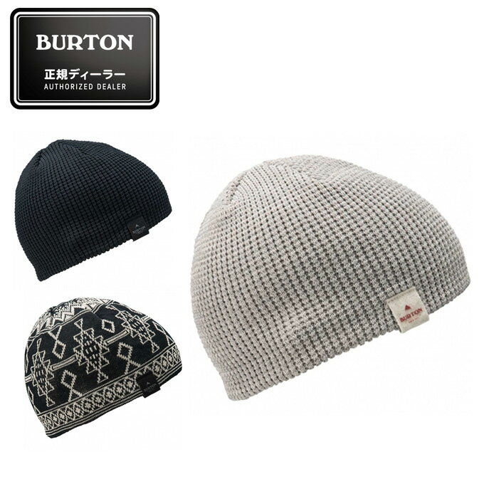 バートン BURTON ニット帽 メンズ レディース SWILLING CAP BEANIE スウィリング キャップ ビーニー 19422100