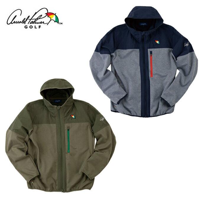 アーノルドパーマー arnold palmer ゴルフウェア ブルゾン メンズ ランジボンディングジャケット AP220206G02