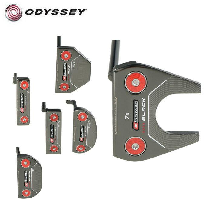 オデッセイ ODYSSEY ゴルフクラブ パター ピン型 マレット型 メンズ オーワークス ブラック O-WORKS BLACK 2017 PT