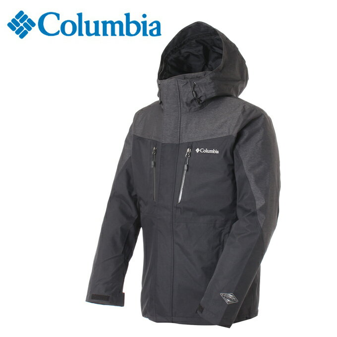 コロンビア Columbia アウトドア ジャケット メンズ レディース カルパインインターチェンジ JK WE0799