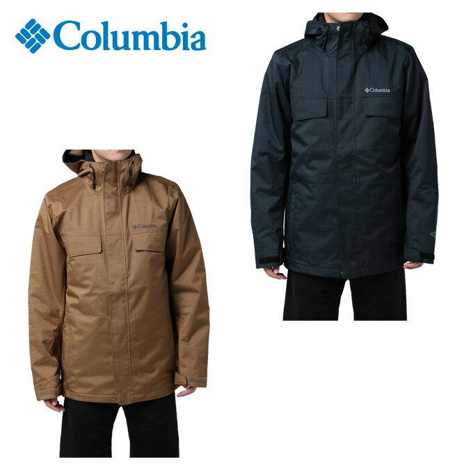 コロンビア Columbia アウトドア ジャケット メンズ バガブーカジュアルIC JK WE1162