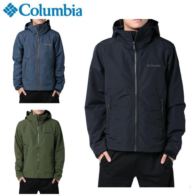 コロンビア Columbia アウトドア ジャケット メンズ Lake Powell Jacket レイク パウエル ジャケット PM3173