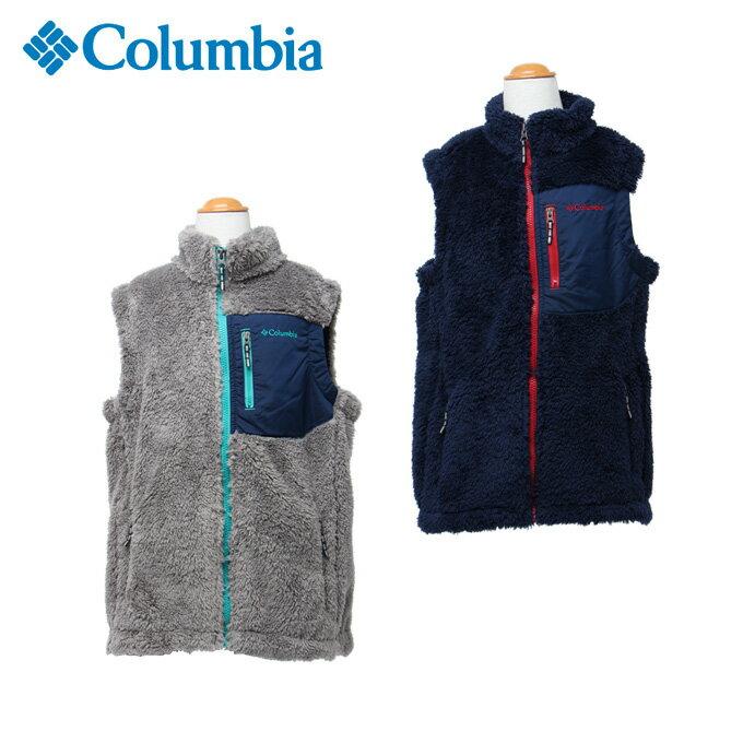 コロンビア Columbia フリース ジュニア アウトドアオポチュニティーユースベスト PY1020