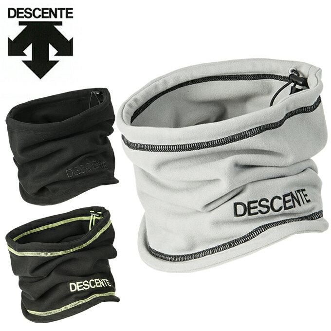 デサント DESCENTE ネックウォーマー メンズ レディース FLEECE NECK WARMER フリースネックウォーマー DKC-7H11
