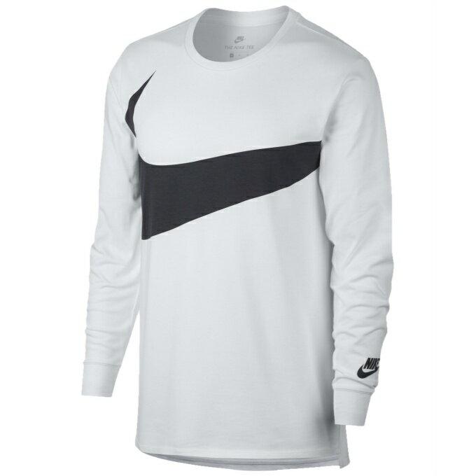 ナイキ Tシャツ 長袖 メンズ ナイキ ハイブリッド HO L/S Tシャツ 875716-100 NIKE