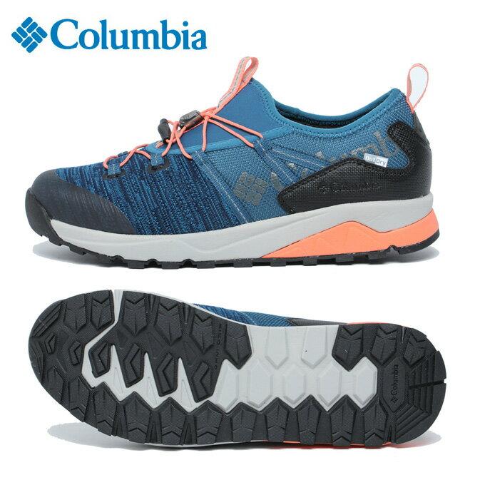 コロンビア Columbia カジュアルシューズ メンズ レディース ロックン トレイナー ロウ アウトドライ YU3901 469