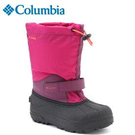 コロンビア Columbia スノーブーツ・冬靴 レディース J/ユースパウダーバグF WP BY1324-684