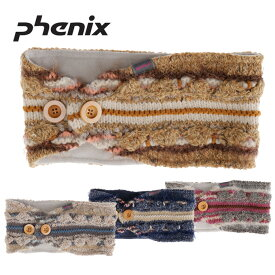 フェニックス Phenix トレッキング アクセサリー レディース 2-way Spicy Head Band スパイシー ヘッド バンド PH768HW75