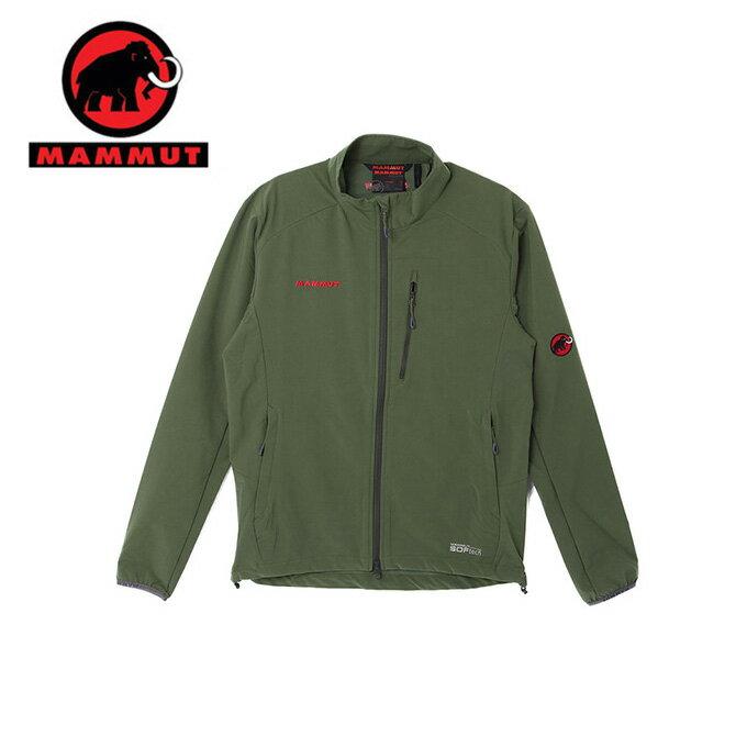 マムート MAMMUT アウトドア ジャケット メンズ SOFtech Wall Jacket ソフテック ウォール ジャケット 1011-00170