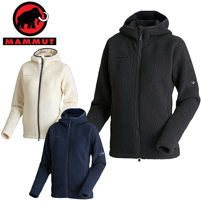 マムート MAMMUT フリース レディース MIRACLES Hooded Jacket ミラクルス フーテッド ジャケット 1014-00110